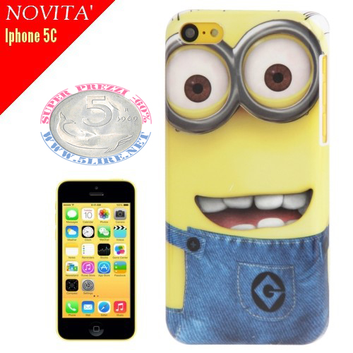 Cover per iPhone 5C