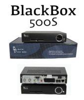 Ricevitore Satellitare Decoder Linux Black Box 500 s