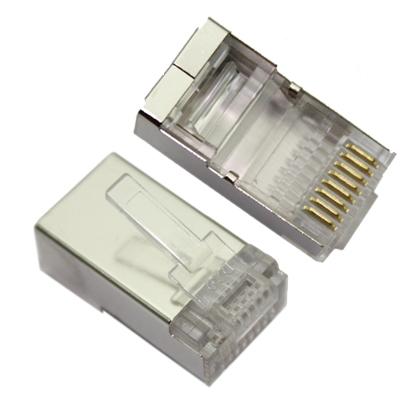 Plug Rj45 schermati