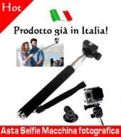 Bastone selfie per macchina fotografica videocamera