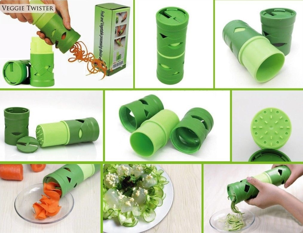 Taglia verdure Frutta grattugia.