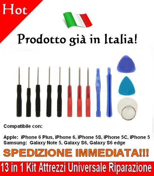 kit riparazione iphone / samsung