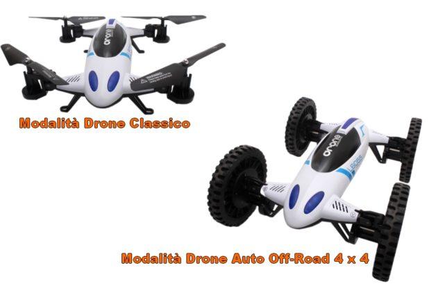 Drone / Macchina telecomandata