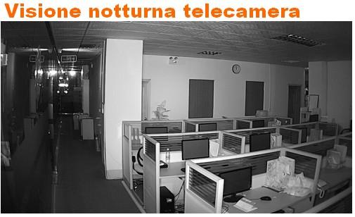 Telecamera esterno