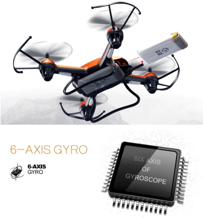 Mini drone con telecamera in diretta for Camera diretta