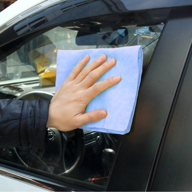 Panno asciuga auto