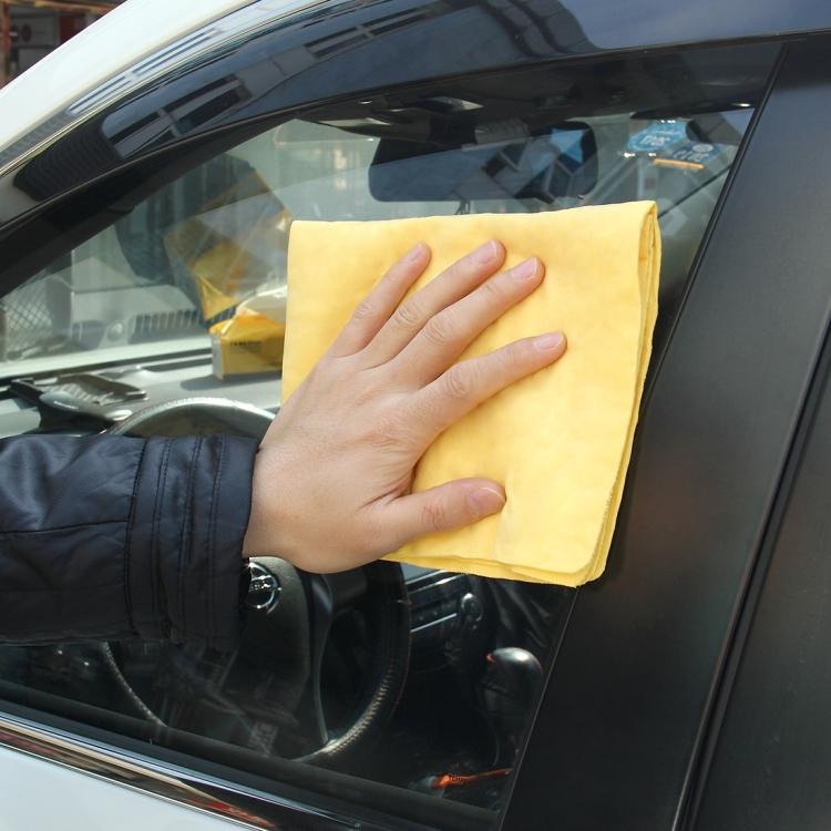 Panno Microfibra Per Asciugare L Auto.Panno Sintetico Lavaggio Asciugatura Super Assorbente Pva 5lire Net