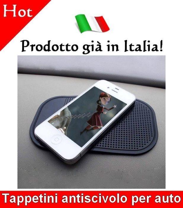 Tappetini antiscivolo per auto economico per Cellulare Smartphone.jpg