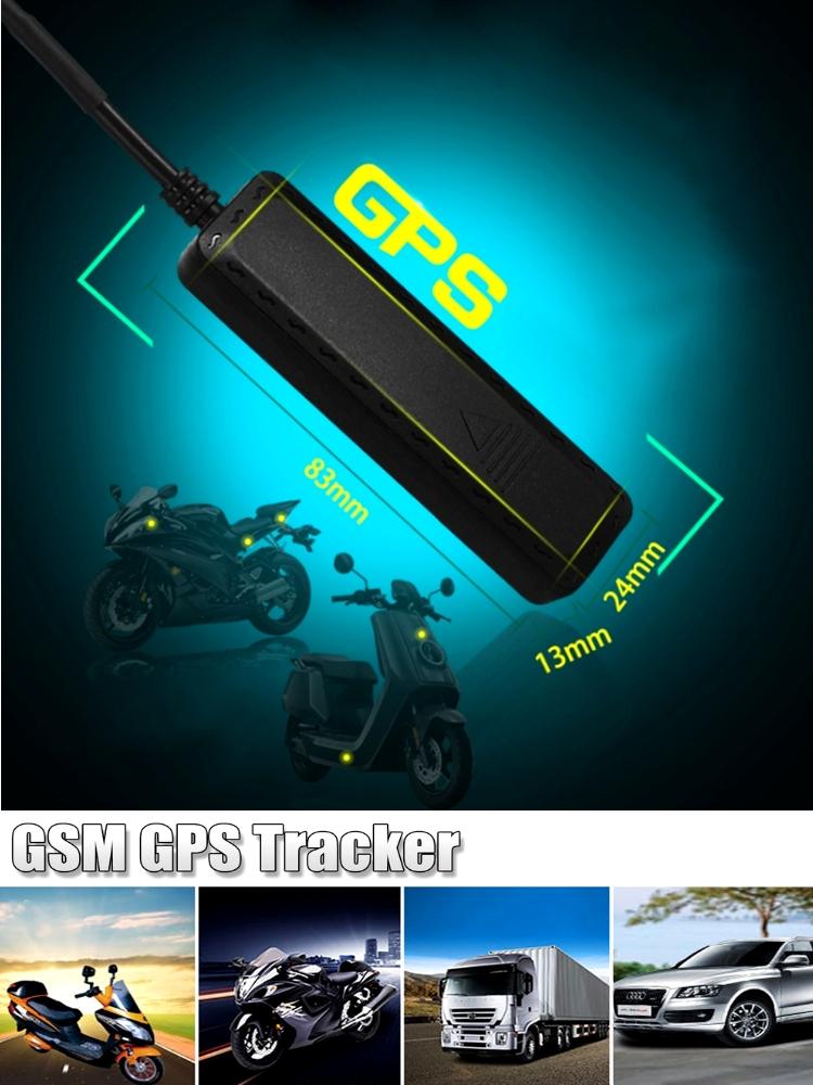 Gps tracker per auto e moto.