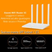 Router WiFi potente Xiaomi