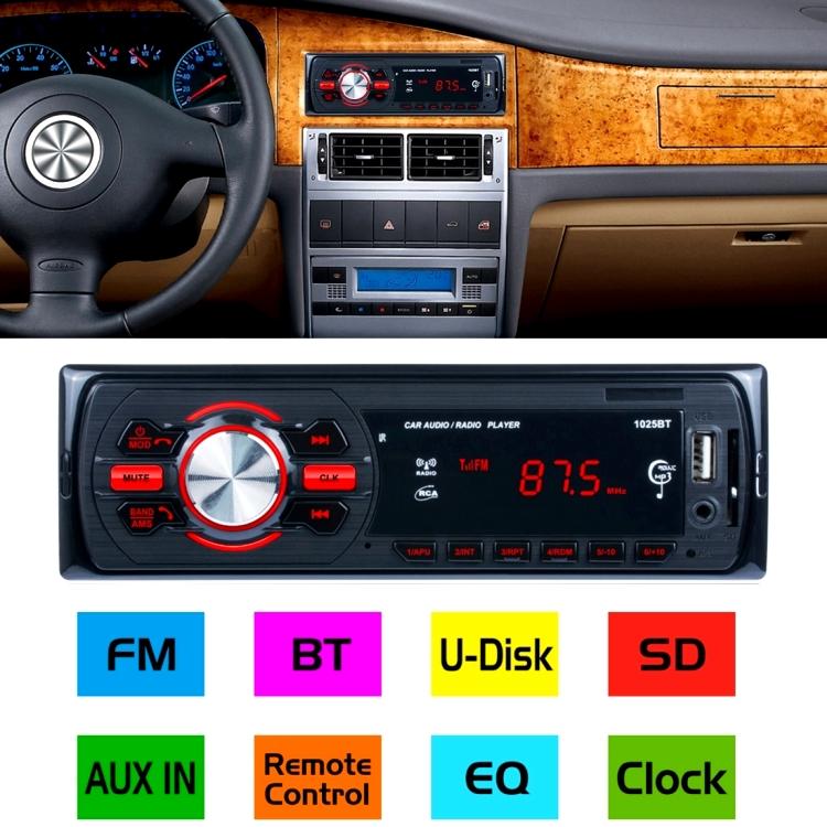 Stereo Bluetooth auto