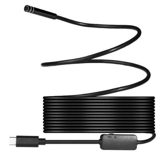 Sonda endoscopica USB