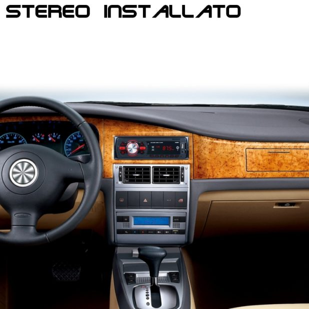 Stereo Bluetooth automobile