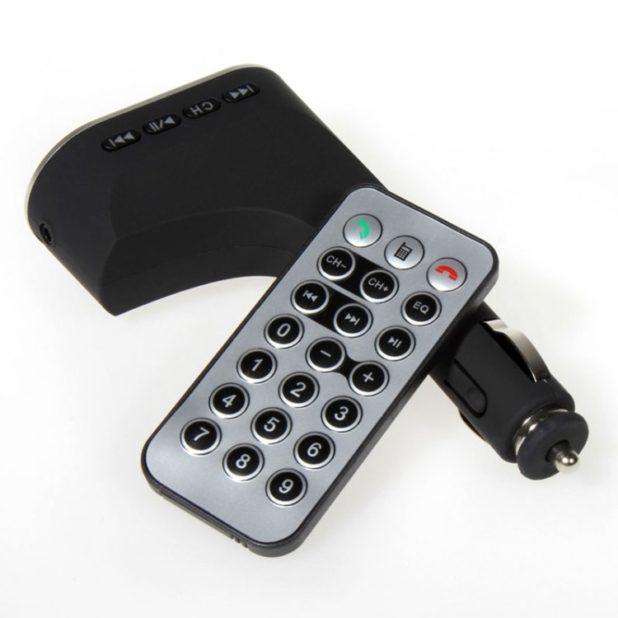 Trasmettitore FM Bluetooth per Auto