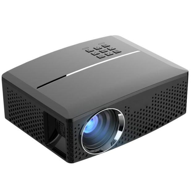 Videoproiettore portatile LED per casa e ufficio