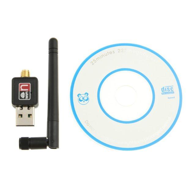 Antenna per ricevere wifi