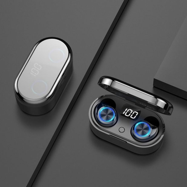Cuffie Bluetooth senza fili per telefono PC SmartPhone universali