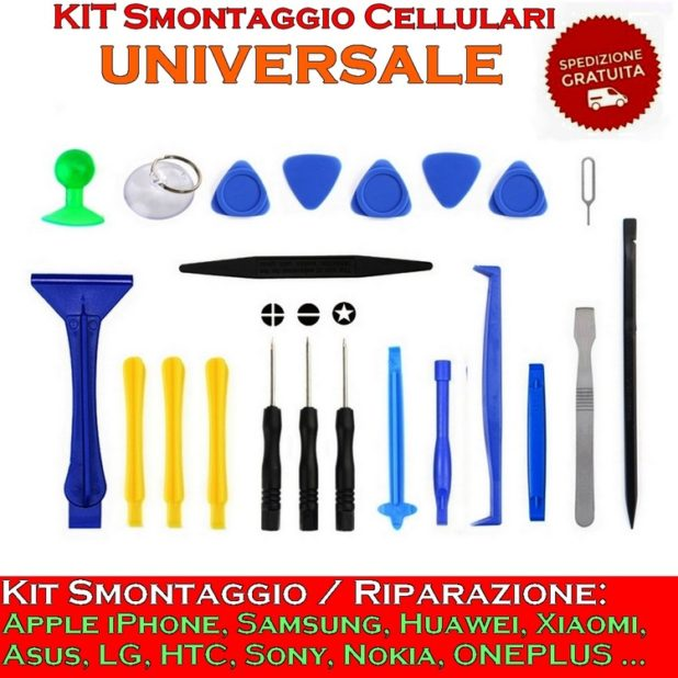 Kit per smontare iPhone