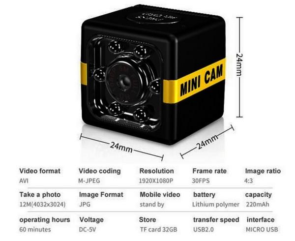 Micro telecamera portatile